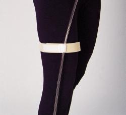 STRAP LEG CATH 30 12EA/CS             SKIL CARE