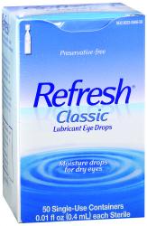 REFRESH TEARS .01OZ 50S 50/BX               MCKESSON