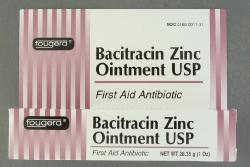 OINT BACITRACIN ZINC 1OZ 1EA                 MCKESSON