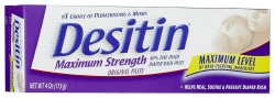 DESITIN MAX STRNTH 4OZ 36/CS               J&J CONS