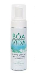 CLNSR FOAMING BOAVIDA 6OZ 12/CS               CENTR SOL